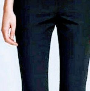 Banana Republic Sloan zip ankle leggings